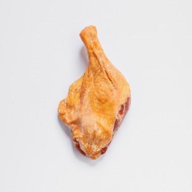 Cuisse de canard fumée cuite - 400g