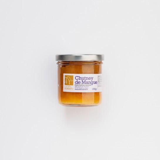 Chutney de mangue - 150g