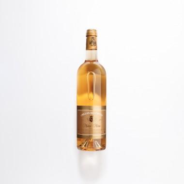 Crillon des Vosges Vin de Rhubarbe Michel Moine