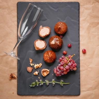 Figues fourrées au foie gras par 6 - 230g