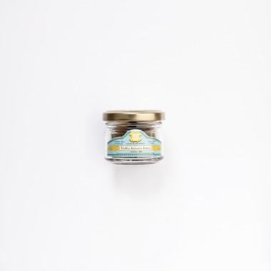Truffes tuber melanosporum brossées extra 1ère cuisson, Henras - 12.5g
