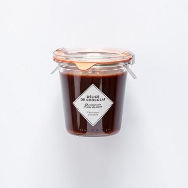 Délice de Chocolat - Chocolat Noir et Noix de Pécan