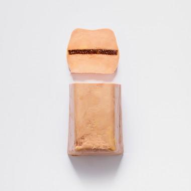Foie gras de canard à la figue - 350g