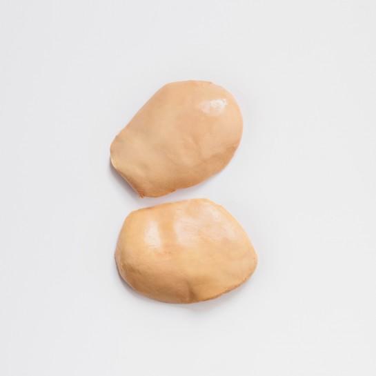 Escalopes de foie gras cru par 2 -140g