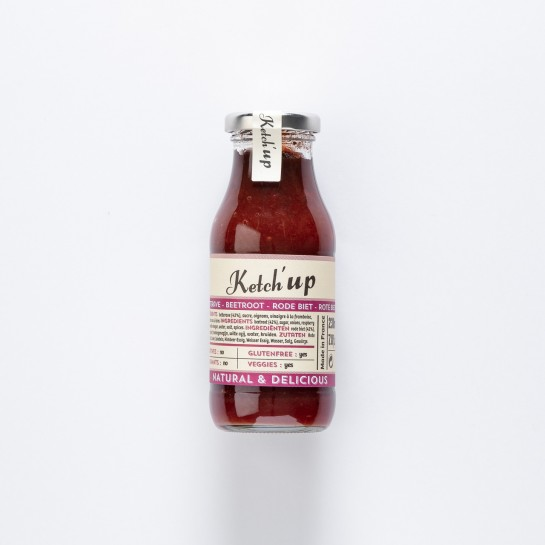 Ketch'up Betterave - 230ml