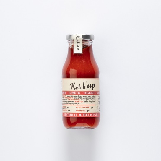 Ketch'up Tomate - 230ml