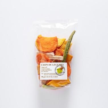 L'Etoile d'Amalya Chips de Légumes - 90g