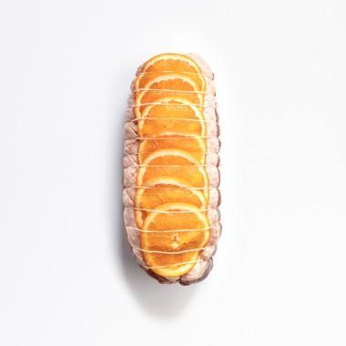 Rôti de Magret de canard à l'orange - 920g