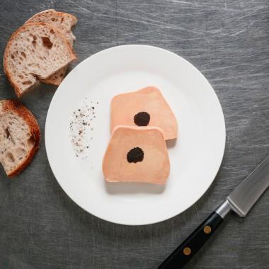 Foie gras de canard truffé - 350g