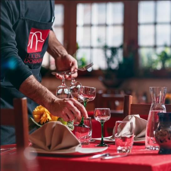 Speisekarte zum Mutter- und Vatertag 2019