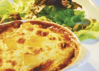 Recette Lasagne aux cuisses de canard confites